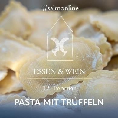"""Newsletter """"Pasta. Trüffeln. Wein."""" vom 19.01.2021"""