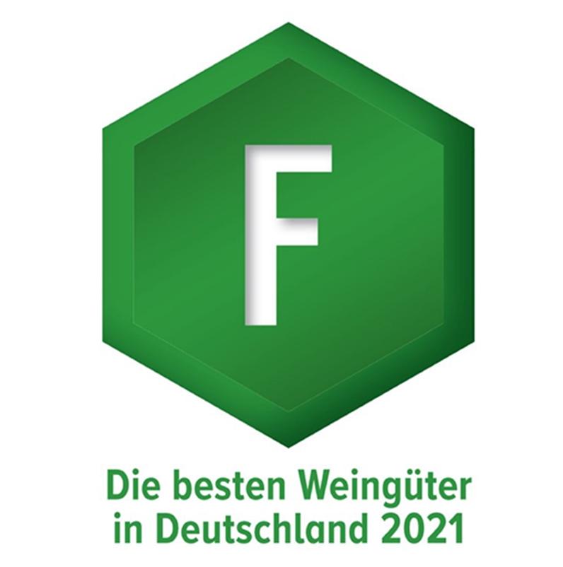 """Der Feinschmecker """"Die besten Weingüter in Deutschland 2021"""""""