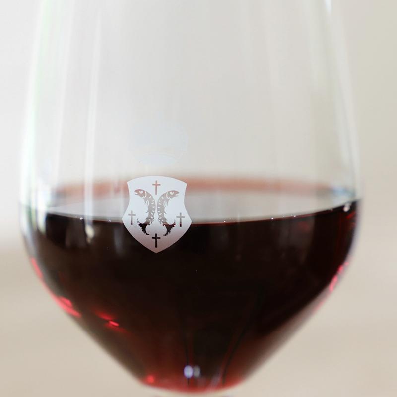 Prinz Salm Rotwein